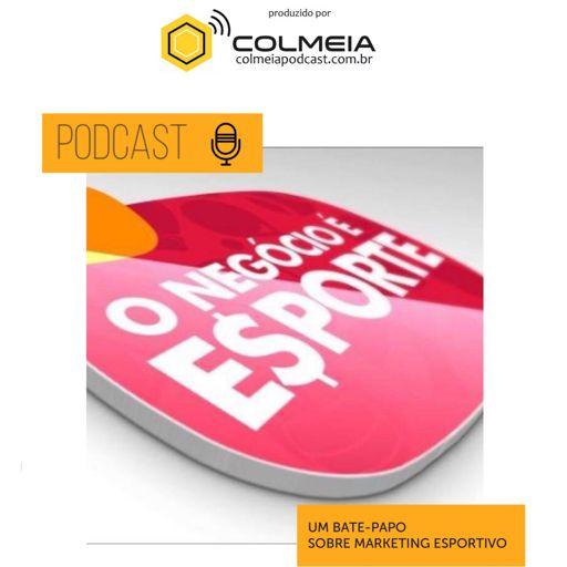 Cover art for podcast O Negócio é Esporte