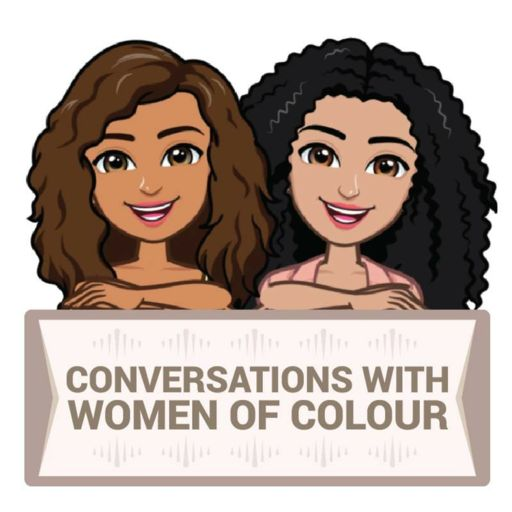 Cover art for podcast Conversations with women of colour