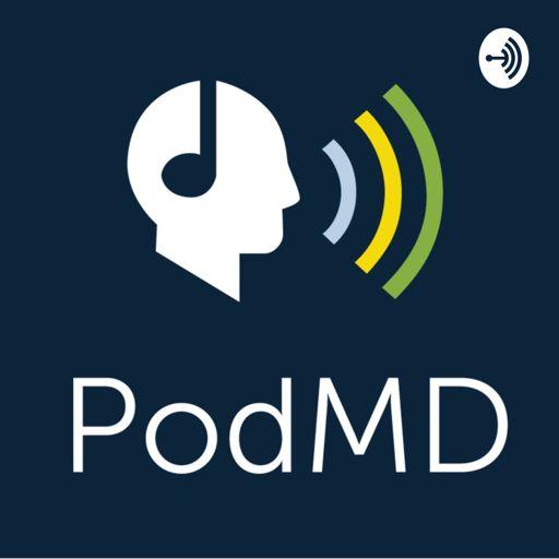 Cover art for podcast PodMD