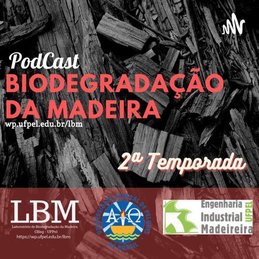Cover art for podcast Biodegradação da Madeira
