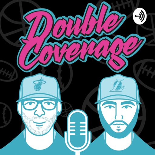 Cover art for podcast Double Coverage