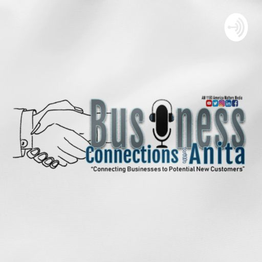 Cover art for podcast Business Connection with Anita