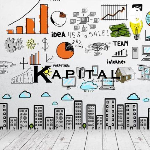 Cover art for podcast KAPITAL ⎮En podkast om økonomi og verdiskapning