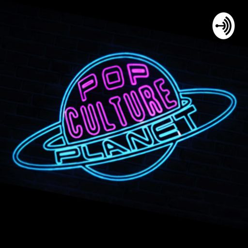 Cover art for podcast Pop Culture Planet