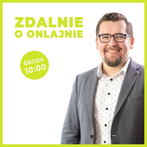 Cover art for podcast Zdalnie o onlajnie