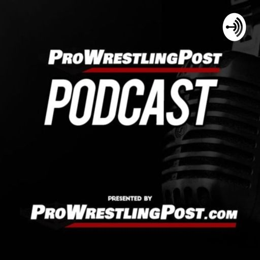 Cover art for podcast Pro Wrestling Post Podcast