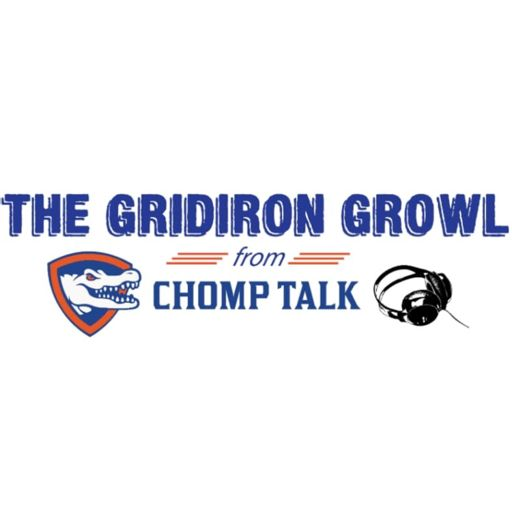 Cover art for podcast The Gridiron Growl Podcast from ChompTalk