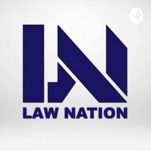 Cover art for podcast Law Nation Podcast