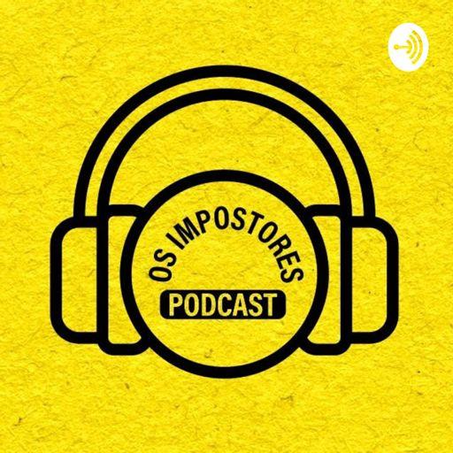 Cover art for podcast Os Impostores