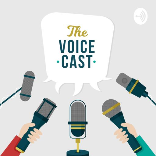 Cover art for podcast The Voice Cast