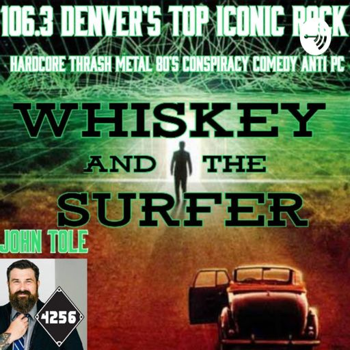 Cover art for podcast Whiskey and The Surfer