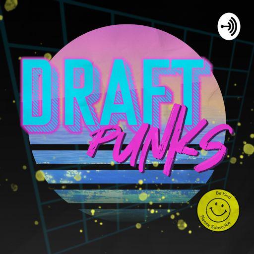 Cover art for podcast Draft Punks