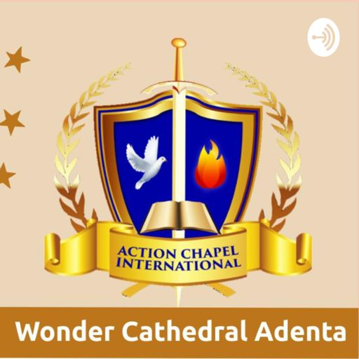 Cover art for podcast ACI Adenta Weekly Sermon