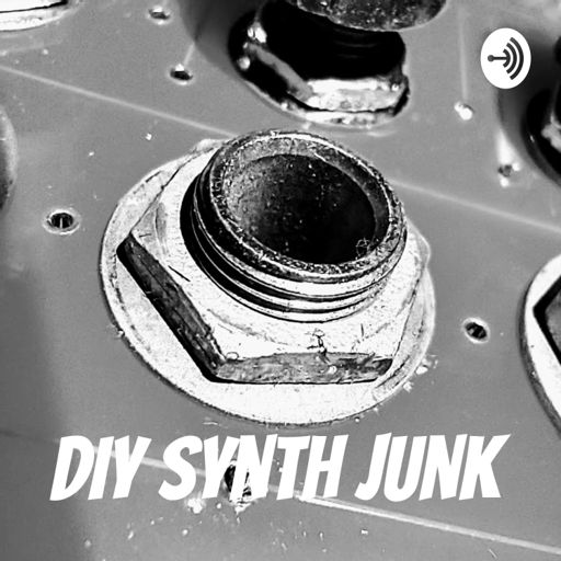 Cover art for podcast DIY Synth Junk