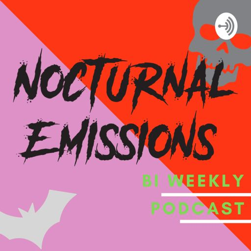 Cover art for podcast Nocturnal Emissions podcast