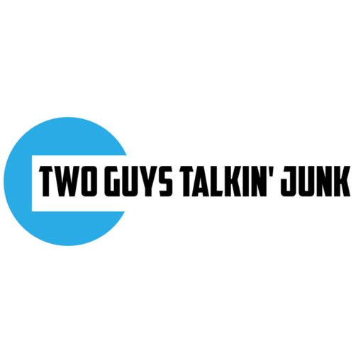 Cover art for podcast Two Guys Talking Junk