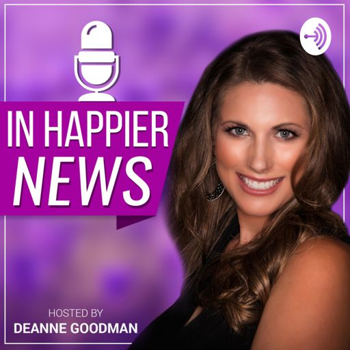 Cover art for podcast In Happier News