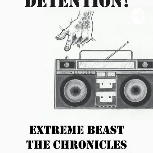 Cover art for podcast EXTREME BEAST: THE PODCAST