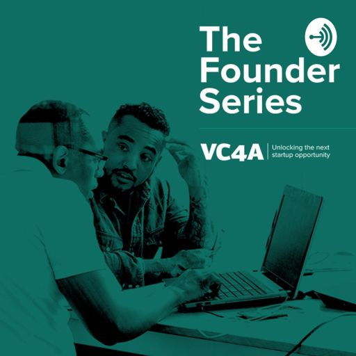 Cover art for podcast The VC4A Founder Series
