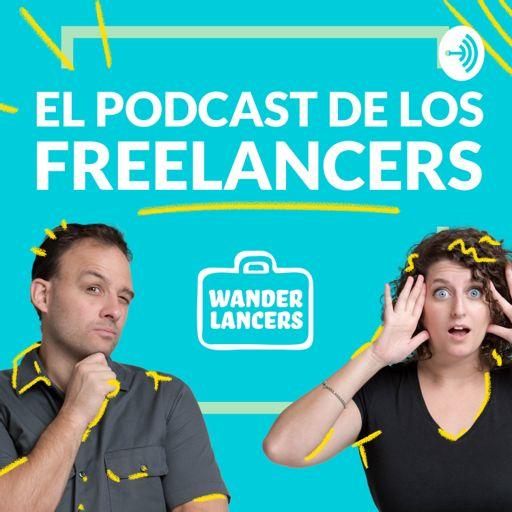 Cover art for podcast El Podcast de los Freelancers por Wanderlancers