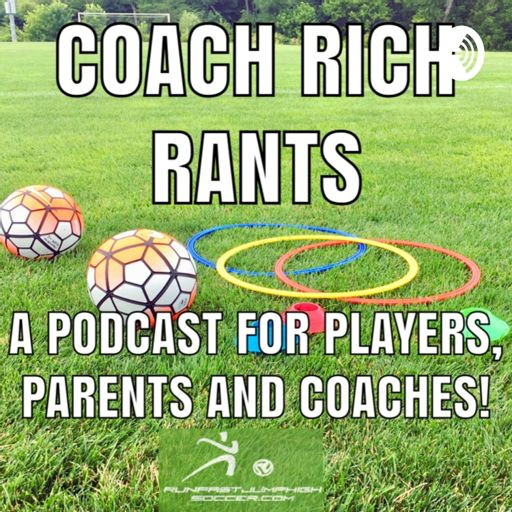 Cover art for podcast Coach Rich Rants