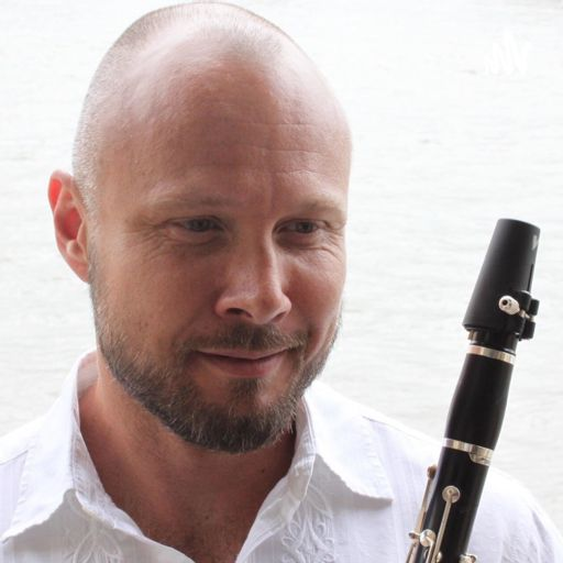 Cover art for podcast Exploring Masterworks for Clarinet with Stuart King