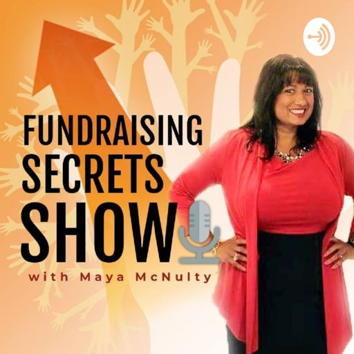 Cover art for podcast Fundraising Secrets Show
