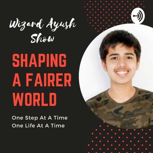 Cover art for podcast Shaping A Fairer World with SDGs