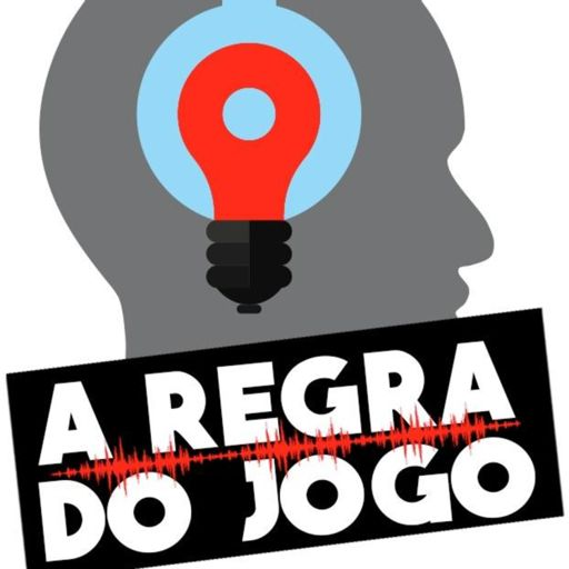 Cover art for podcast A Regra do Jogo Jornalismo Podcast
