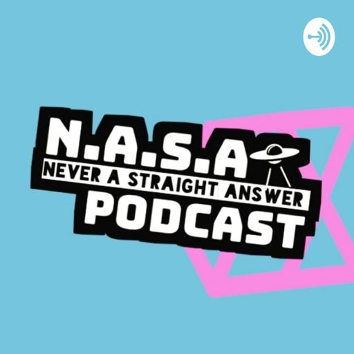 Cover art for podcast Never A Straight Answer