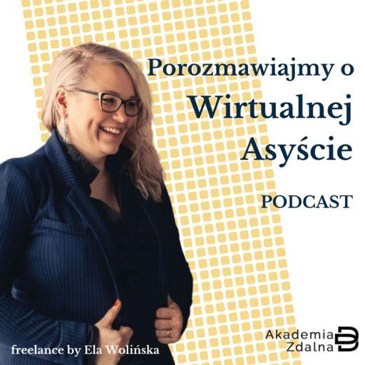 Cover art for podcast Porozmawiajmy o Wirtualnej Asyście