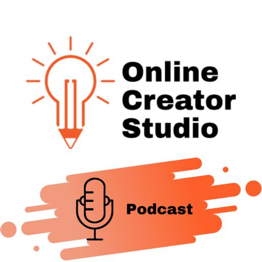 Cover art for podcast Online Creator Studio Podcast