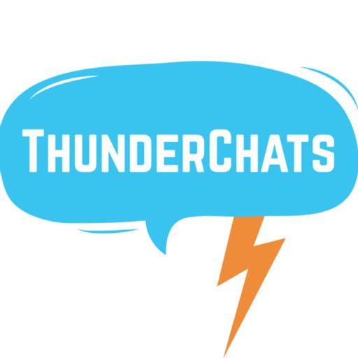 Cover art for podcast ThunderChats Podcast