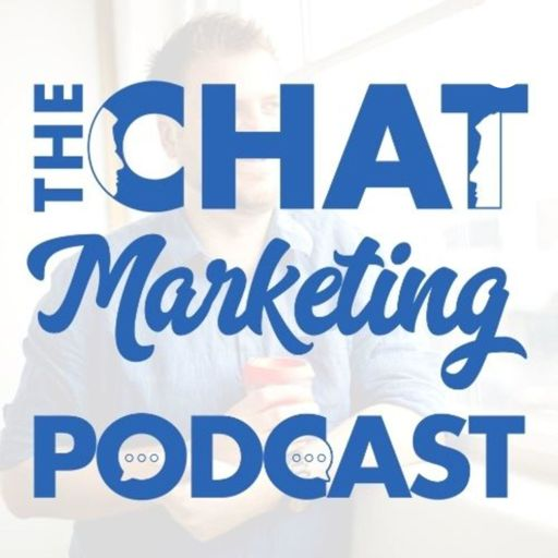 Cover art for podcast Chat Marketing Podcast