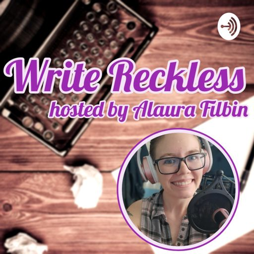 Cover art for podcast Write Reckless