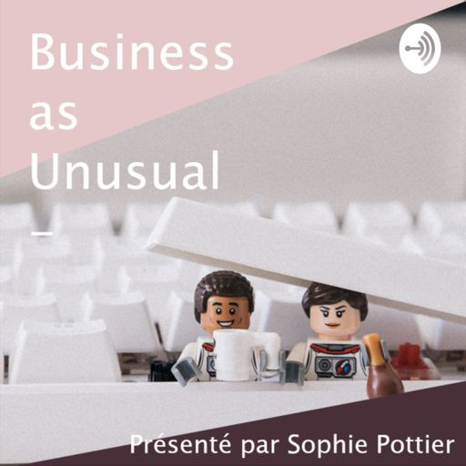 Cover art for podcast Business As Unusual