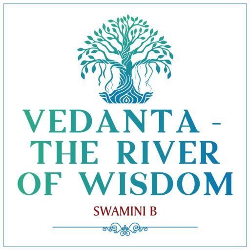 Cover art for podcast Vedanta - The River of Wisdom