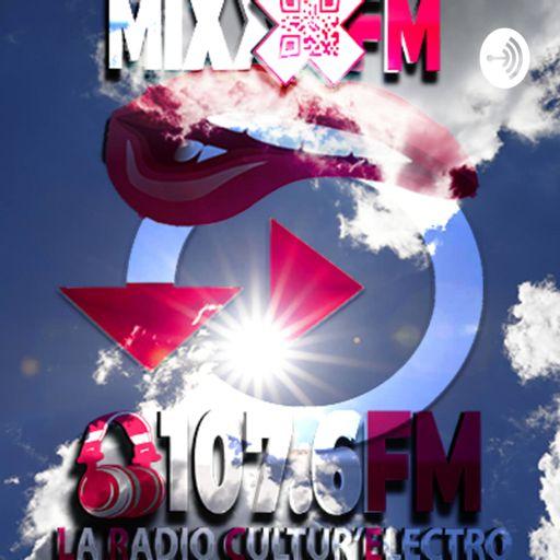 Cover art for podcast Mixx FM charleroi