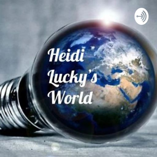 Cover art for podcast Heidi Lucky Presents...