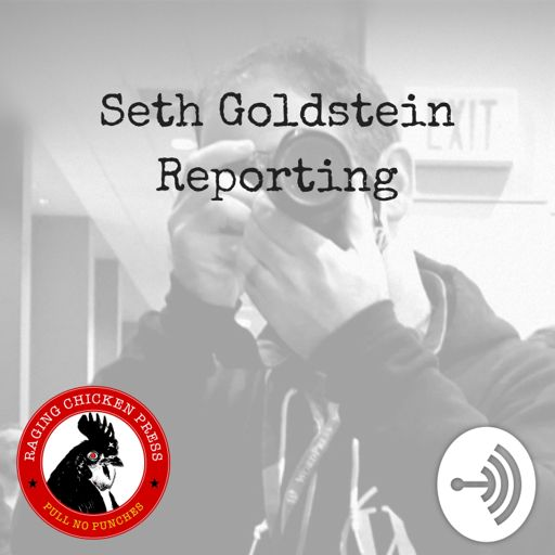 Cover art for podcast Seth Goldstein Reporting