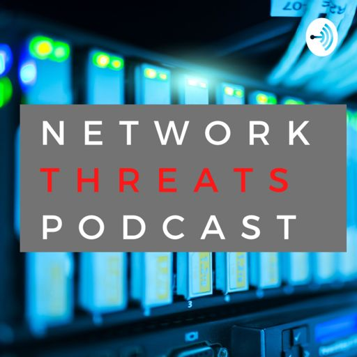 Cover art for podcast NetworkThreats Podcast