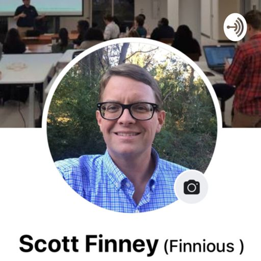 Cover art for podcast Finnious Thoughts - Business Marketing Search Rankings Blockchain Memphis travel coffee @finnious 🎯
