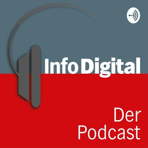 Cover art for podcast InfoDigital - Der Podcast