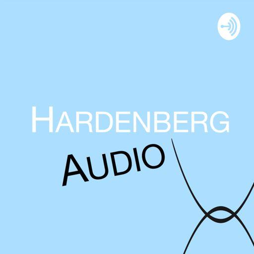 Cover art for podcast Hardenberg Audio
