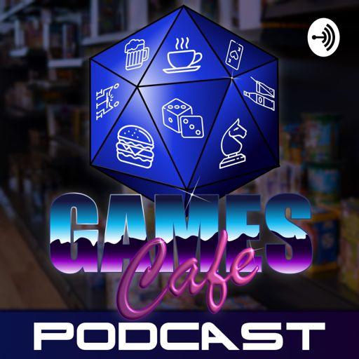 Cover art for podcast Games Café Weiden