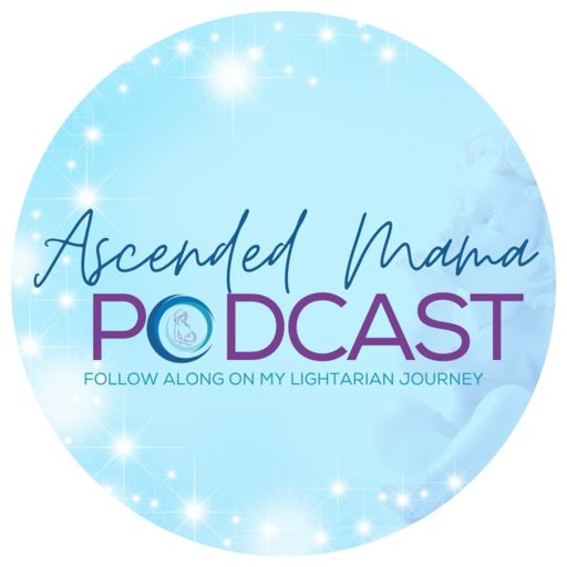 Cover art for podcast Ascended Mama