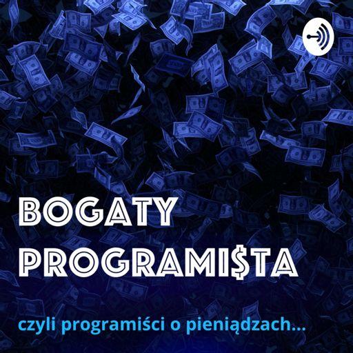 Cover art for podcast Bogaty Programista