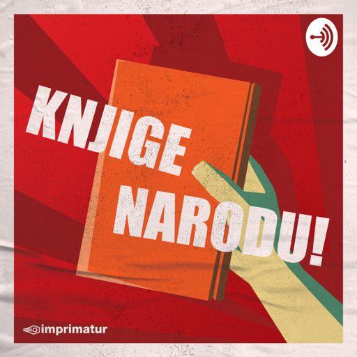 Cover art for podcast Knjige narodu!