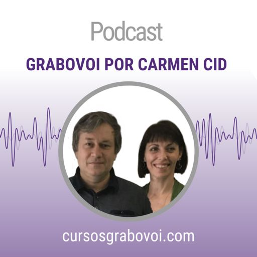 Cover art for podcast Grabovoi por Carmen Cid