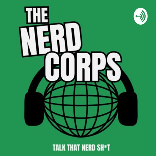 Cover art for podcast The Nerd Corps